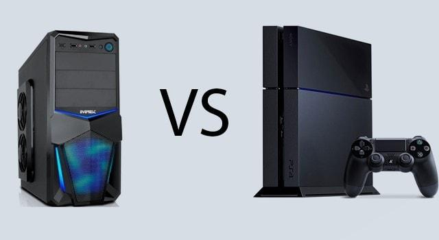 Peranf Fanboy Konsol vs  PC