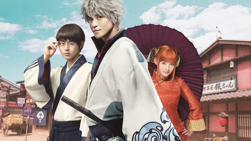 Live Action ' Gintama 2' Kembali Akan Diperankan Oleh Aktor Sebelumnya! Dafunda Com