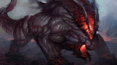 Mengenal 10 Iblis Terkejam Dan Menyeramkan Yang Tidak Akan Pernah Kalian Ketahui! Behemoth