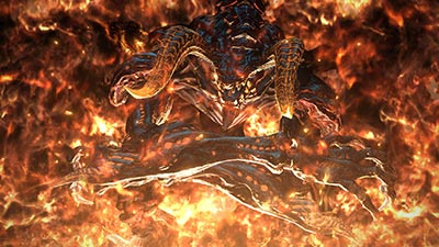 Mengenal 10 Iblis Terkejam Dan Menyeramkan Yang Tidak Akan Pernah Kalian Ketahui Ifrit - Mengenal Iblis Terkejam Dan Menyeramkan di Dunia