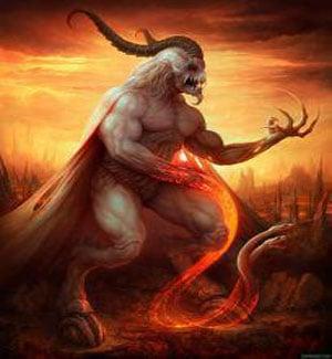 Mengenal 20 Iblis Terkejam Dan Menyeramkan Yang Tidak Akan Pernah Kalian Ketahui! Belphegor