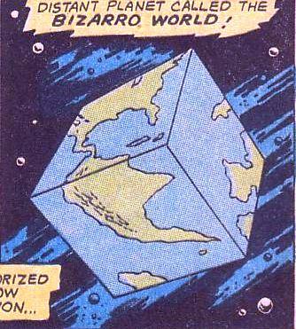 Mengenal Bizzaro, Si Mahluk Sejenis Frankestein Yang Akan Membunuh Super Man! Bizzaro Words