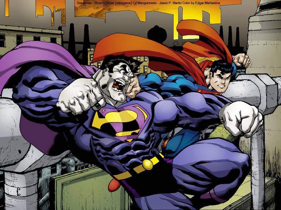 Mengenal Bizzaro, Si Mahluk Sejenis Frankestein Yang Akan Membunuh Super Man! Kekuatan Bizzaro