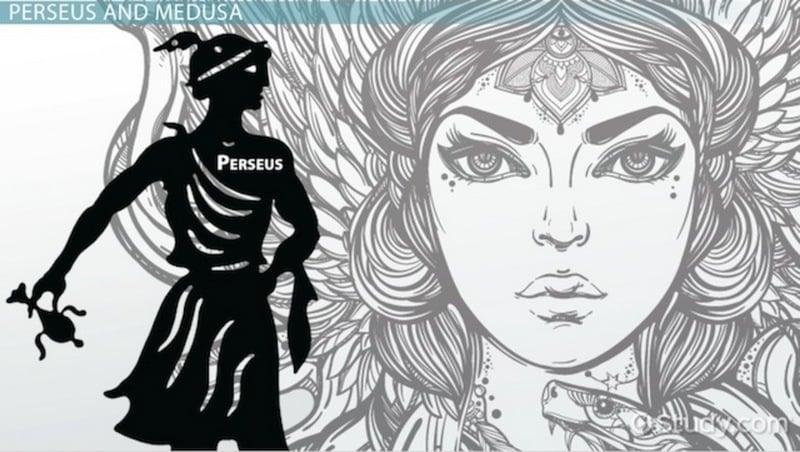 Mengenal Medusa, Si Dewi Yunani Berambut Ular Yang Menakutkan! Dafunda