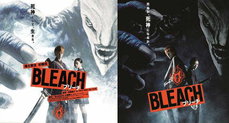 Trailer Bleach Live Action Dafunda Otaku