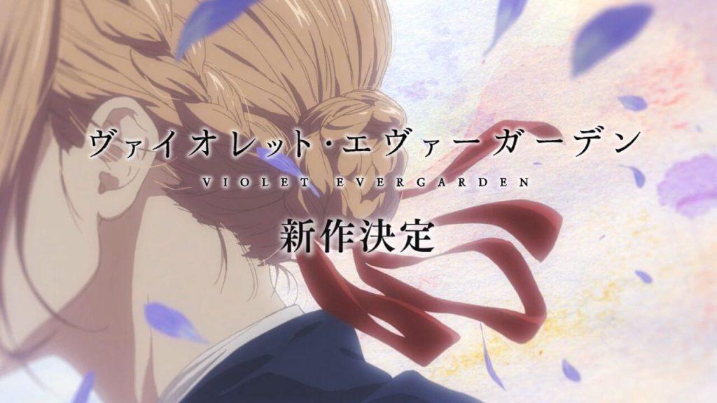 Violet Evergarden Mungkin Mendapatkan Anime Movie Dafunda Otaku