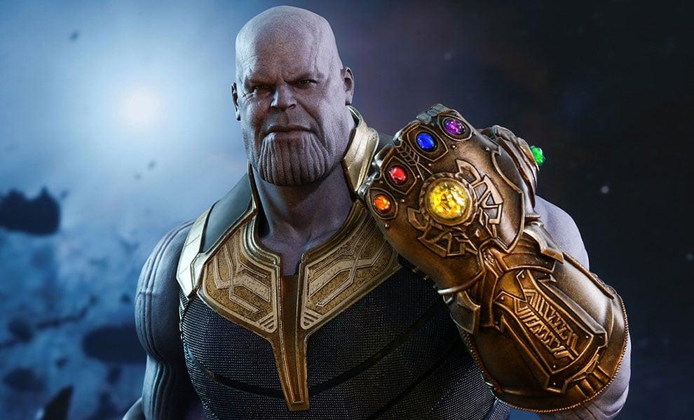 Alasan Tujuan Thanos Berubah Dari Versi Komik