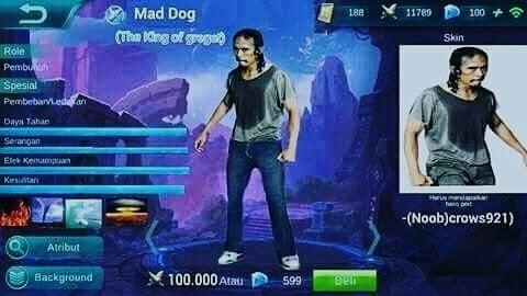 Hero Mobile Legends Kocak 4 Min