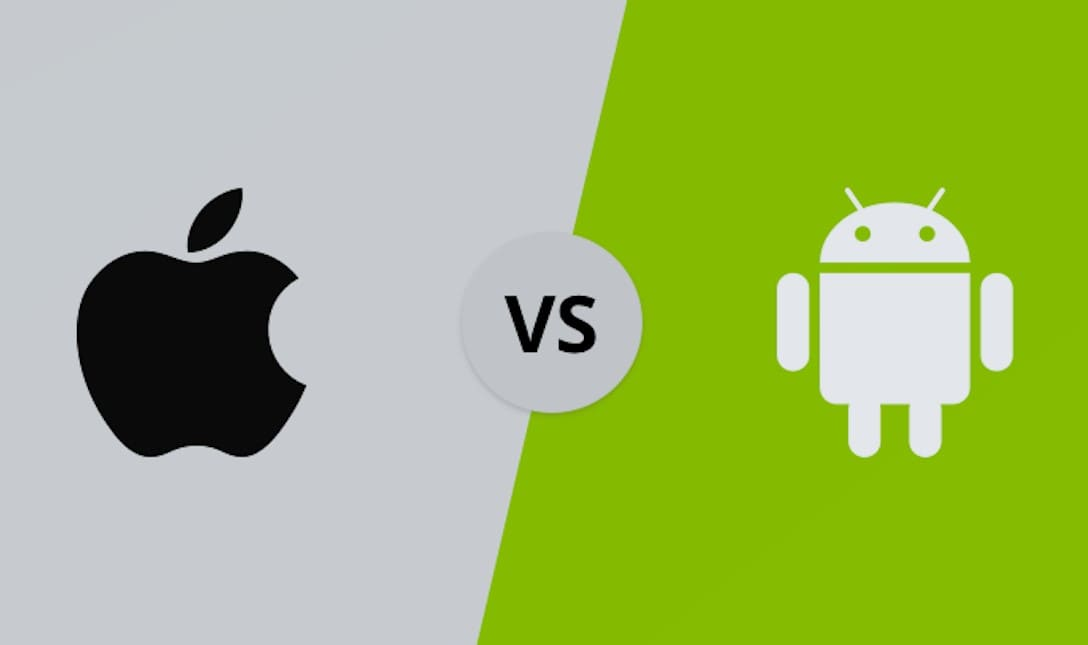 IOS Vs Android Min