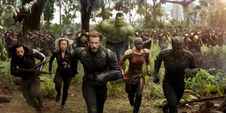 Marvel Studios Avengers Infinity War Official Trailer 7