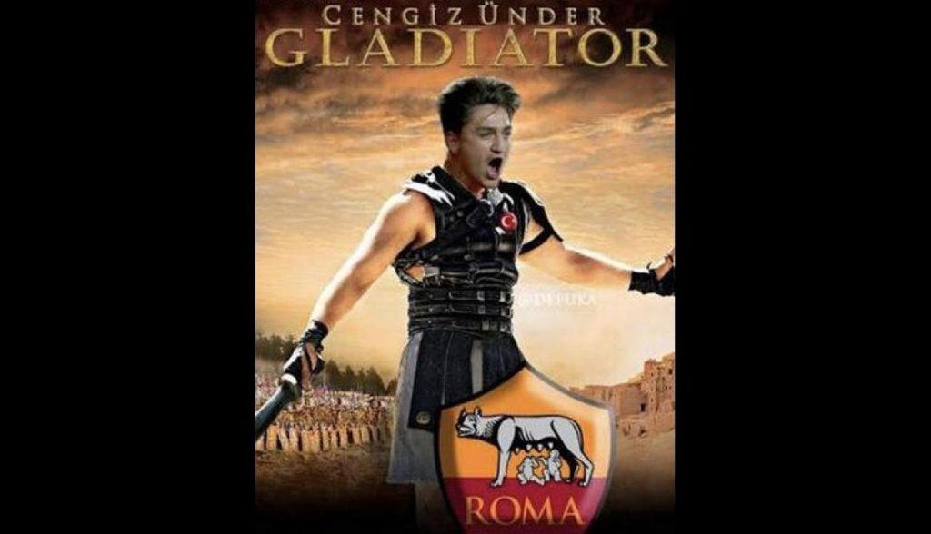 Meme Barca Vs Roma 4