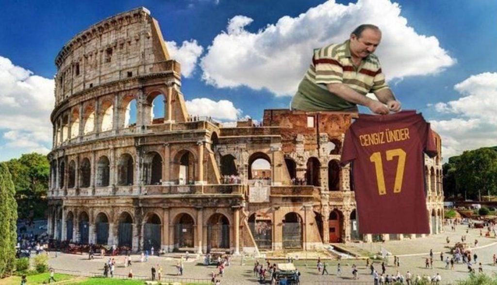 Meme Barca Vs Roma 5