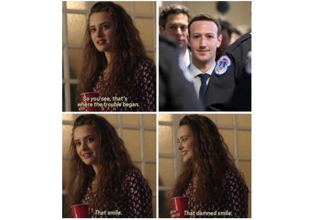 Meme Mark Zuckerberg 2