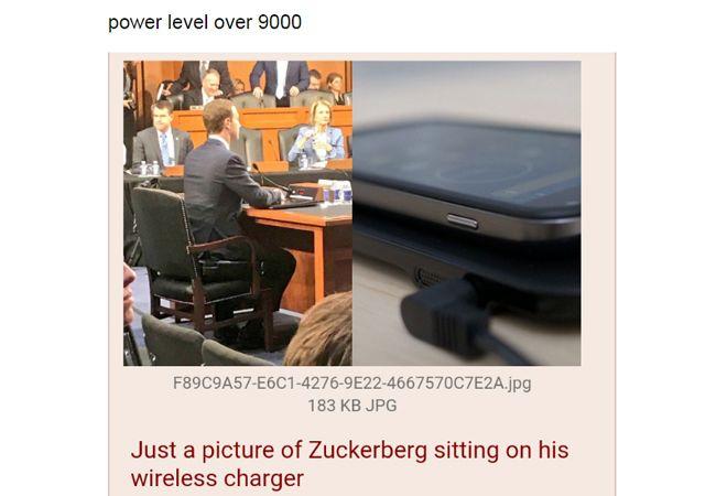Meme Mark Zuckerberg 3