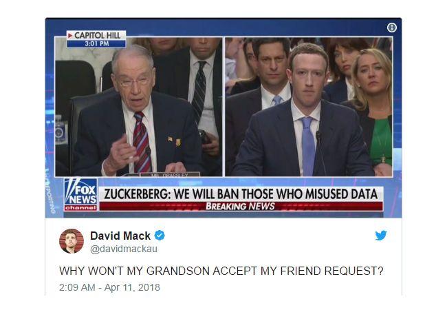 Meme Mark Zuckerberg 4