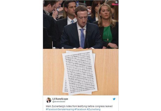 Meme Mark Zuckerberg 8