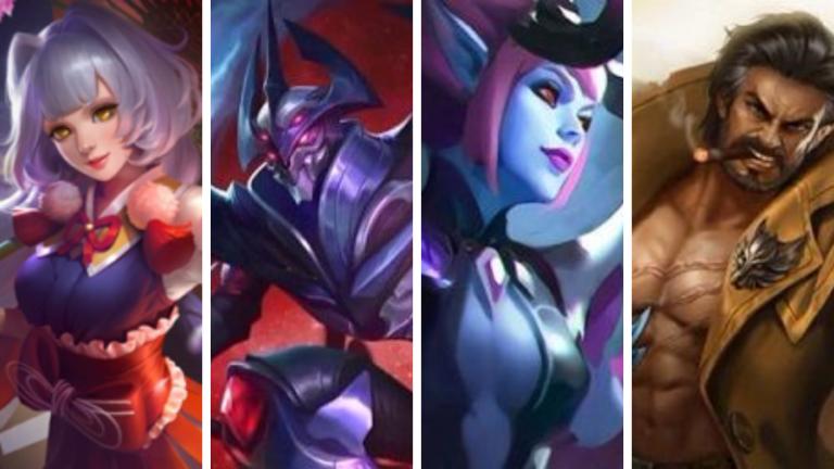 5 Hero Mobile Legends Dengan Skill Paling Banyak Dafunda.com
