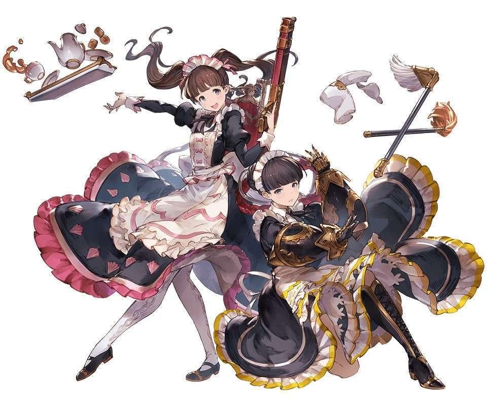 5 Karakter Maid Paling Kawaii Dari Anime & Game, Cantik Dan Juga Patuh Dafunda Otaku