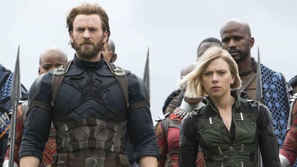 Avengers 4 Akan Menjadi Panggung Besar Captain America & Black Widow! Dafunda Com