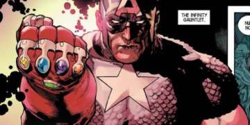 Inilah Superhero Pemegang Infinity Gauntlet Selain Thanos, Penasaran Captain America