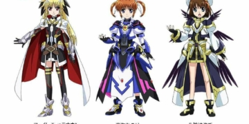 Jadwal Tayang Magical Girl Lyrical Nanoha Detonation Dafunda Otaku
