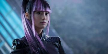 Mengenal Shiori Kutsuna, Sosok Di Balik Tokoh Yukio Di Deadpool 2! Dafunda Com