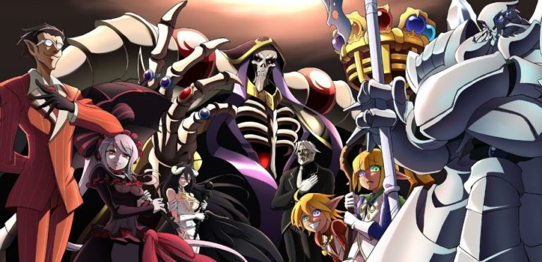 Overlord Season 2 English Dub Announced For Anime By Funimation Number Of Episodes Confirmed In 2018