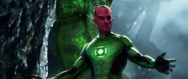 Sinestro green lanterns