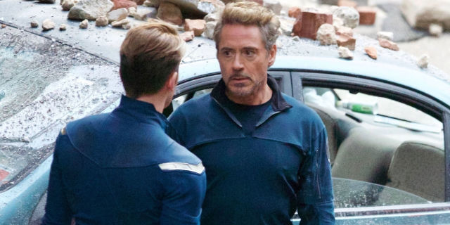 Teori Avengers 4 Akan Terjadi Setelah 10 Tahun Infinity War Tony Stark