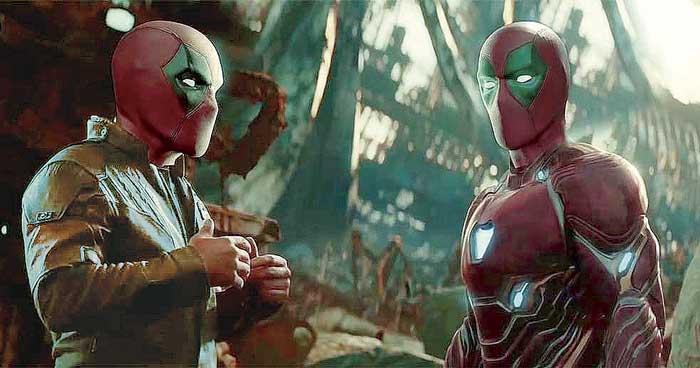 Ternyata Deadpool Ditolak Gabung Di Avengers Infinity War Oleh Iron Man! Kenapa Dafunda