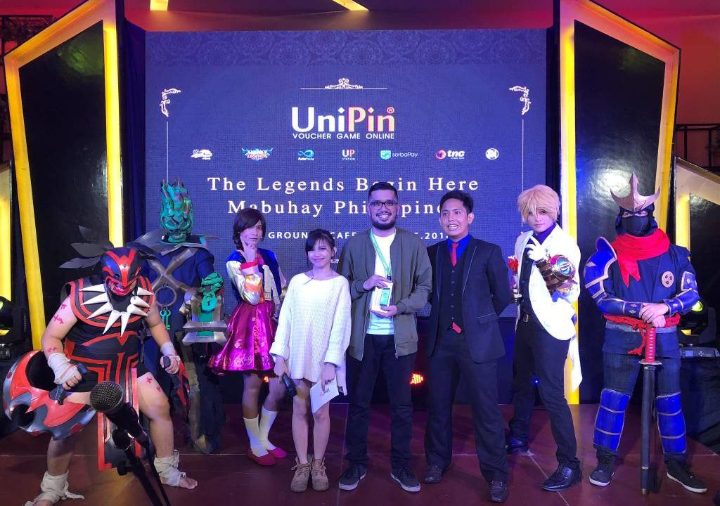 UniPin Press Conference 2