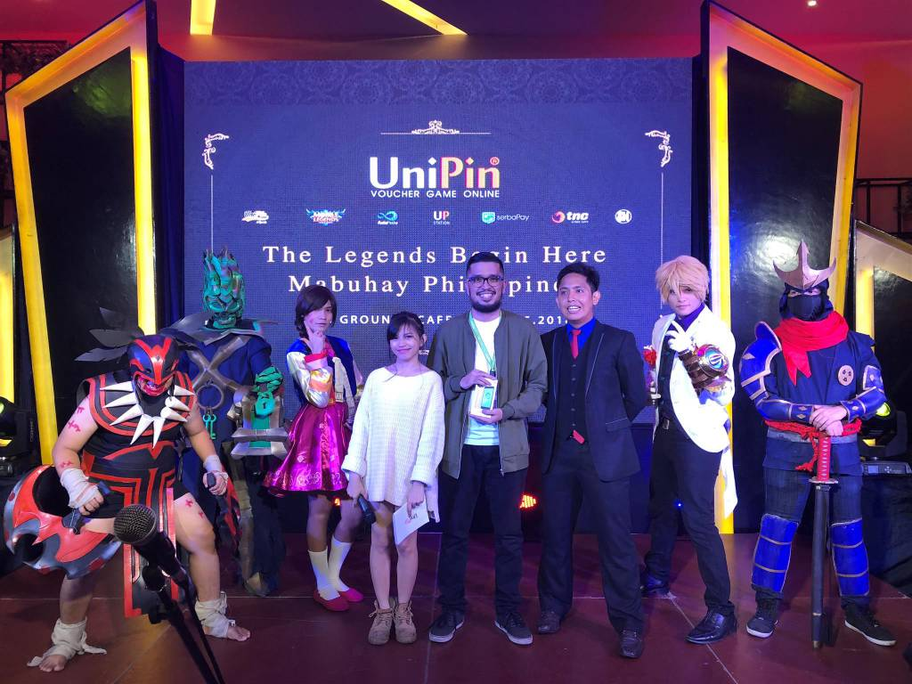UniPin Press Conference 2