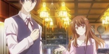 Visual Terbaru Adaptasi Anime Kyoto Teramachi Sanjo No Holmes Dafunda Otaku