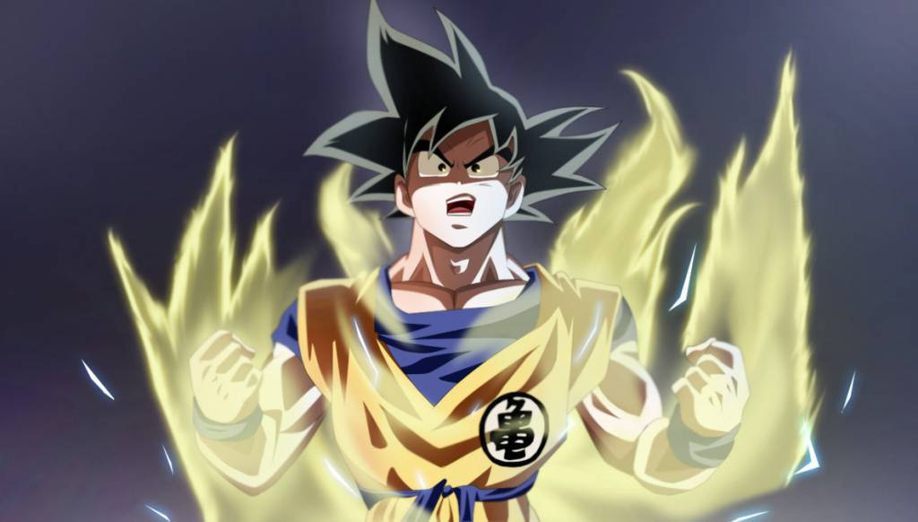 Dragon Ball Son Goku By Vitaliklol D578dfw