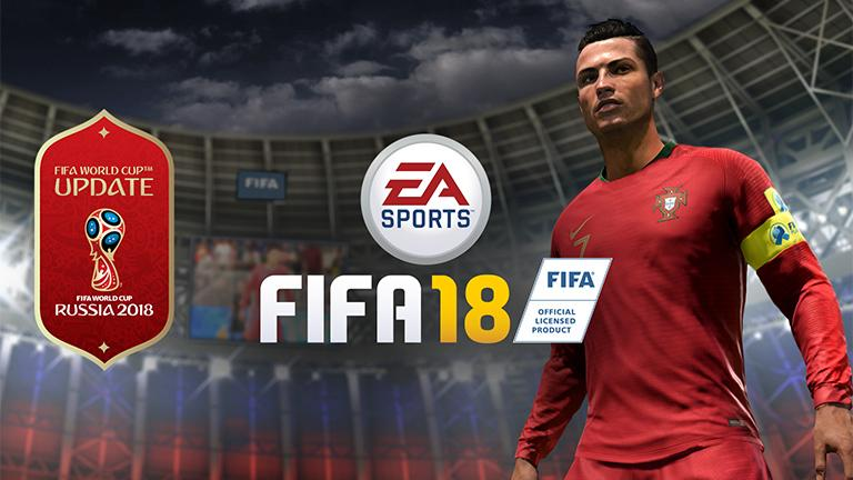 Fifa 18 World Cup Dlc Release Date