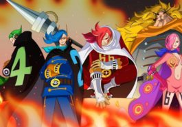 Germa 66 By Melonciutus One Piece Anime Game Japanese Vinsmo