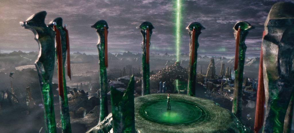 asal usul green lanterns corps
