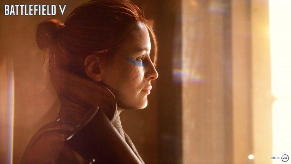 Karakter Wanita Battlefield V