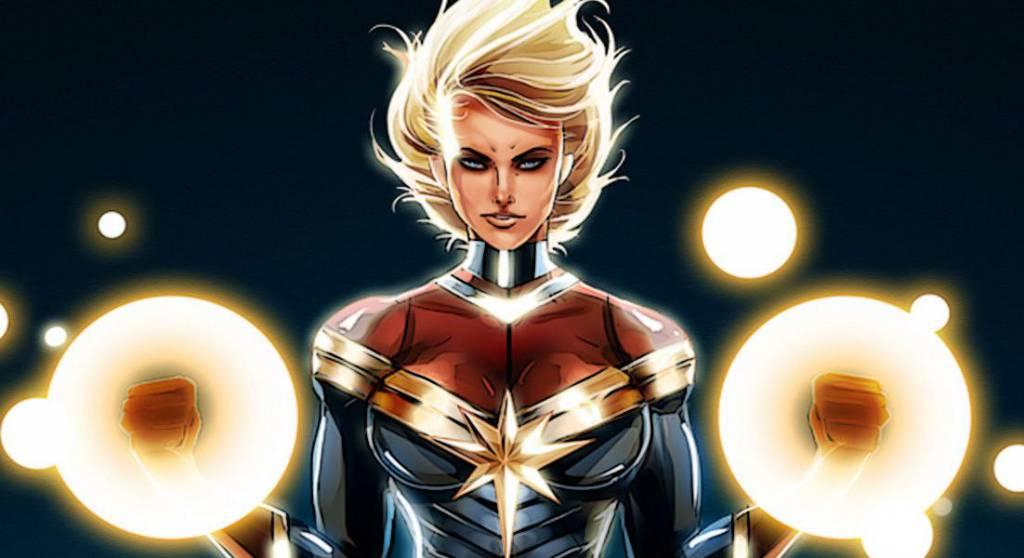 Mengenal Captain Marvel