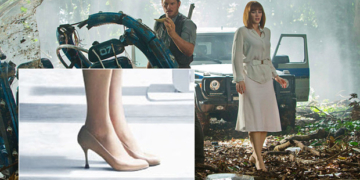 No High Heel Bryce Dallas Howard Jurassic World Fallen Kingdom