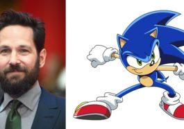 Paul Rudd Sonic The Hedgehog