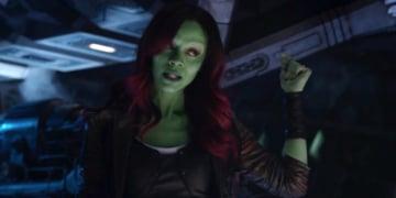 Zoe Saldana Ungkap Karakternya Kembali Avengers 4