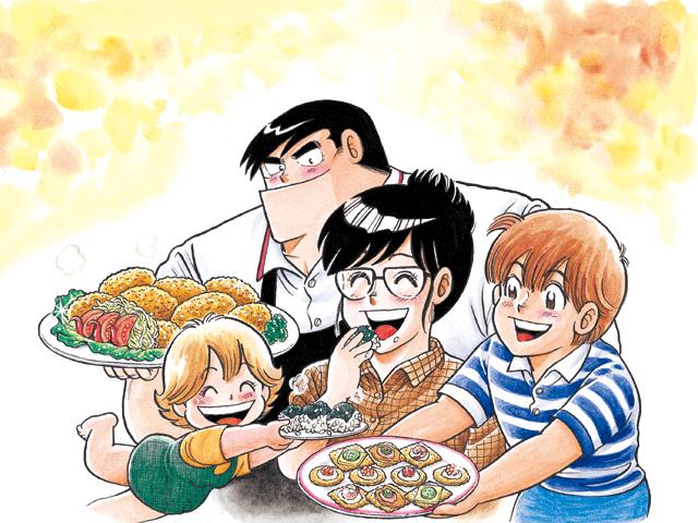 Kazuaki Roughstone (Cooking Papa)