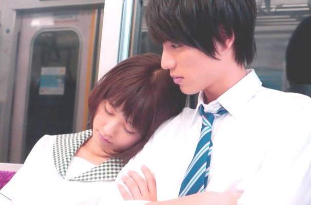 Sota Fukushi dan Kasumi Arimura