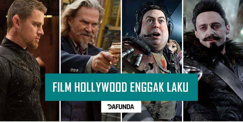 film hollywood mahal enggak laku - film gagal