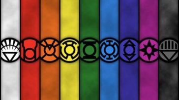 Emotional Spectrum Lanterns