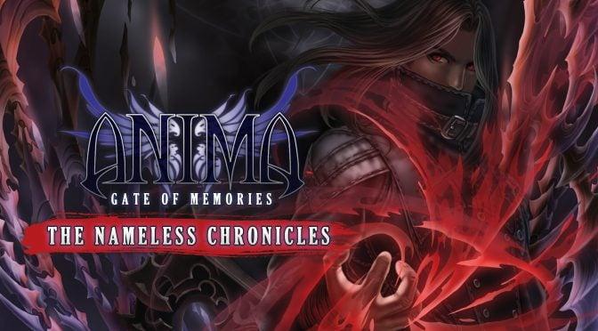 Anima Gate Of Memories The Nameless Chronicles