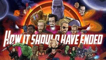 Bagaimana Avengers Infinity War Harusnya Berakhir