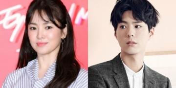 Dikabarkan Hamil, Song Hye Kyo Justru Akan Main Drama Baru Dengan Park Bo Gum! Dafunda Com