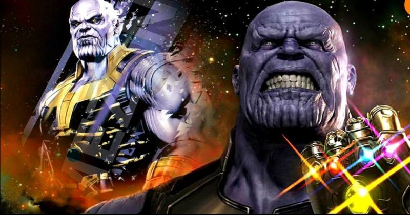 Inilah Armor Dan Senjata Terbaru Thanos Di Avengers 4, Infinity Sword Dafunda Com
